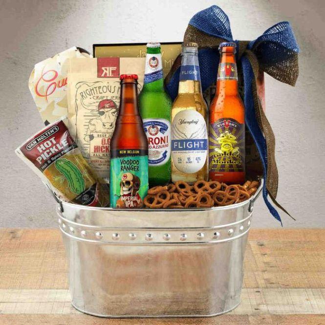 Beer Basket Bonanza