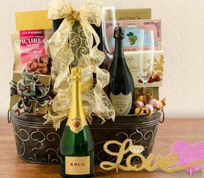 Gift Baskets – Wine Basket Delivery